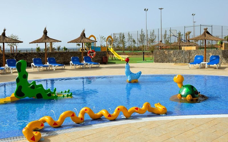 Elba Carlota Beach und Convention Resort in Caleta de Fuste, Fuerteventura P