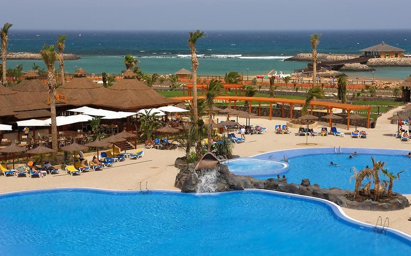 Elba Carlota Beach und Convention Resort in Caleta de Fuste, Fuerteventura P