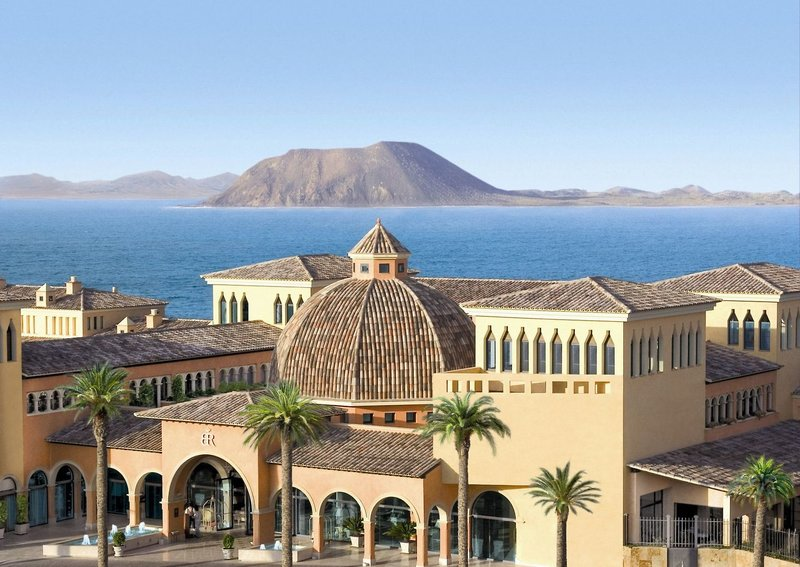 Gran Hotel Atlantis Bahía Real in Corralejo, Fuerteventura A
