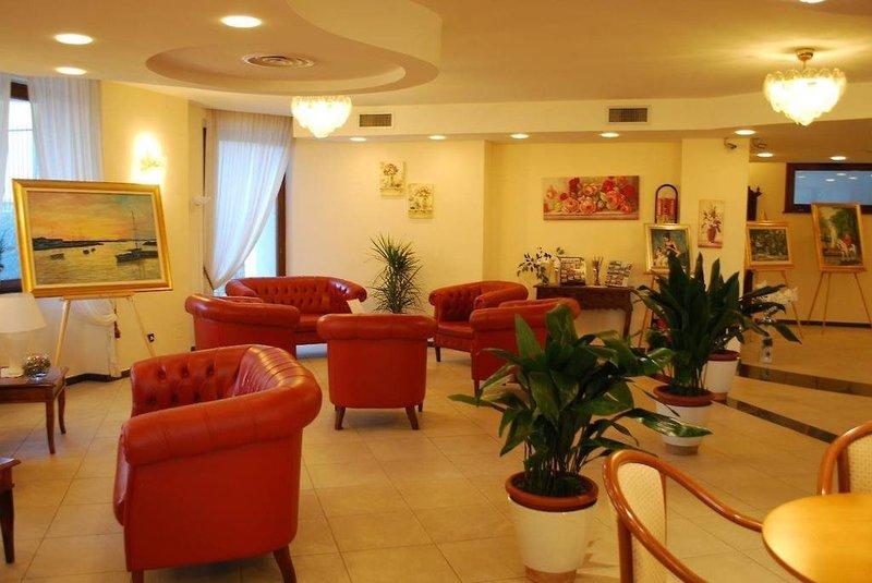 Hotel Europa Stabia in Castellammare di Stabia, Golf von Neapel L