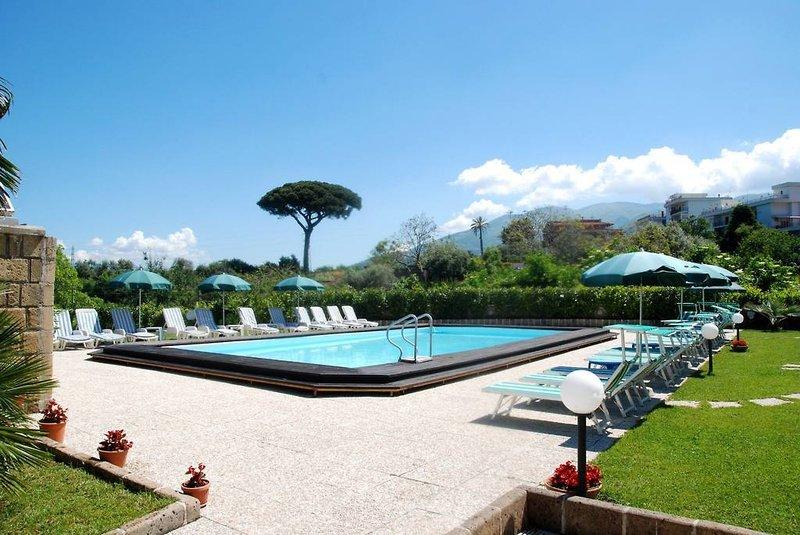 Hotel Europa Stabia in Castellammare di Stabia, Golf von Neapel P
