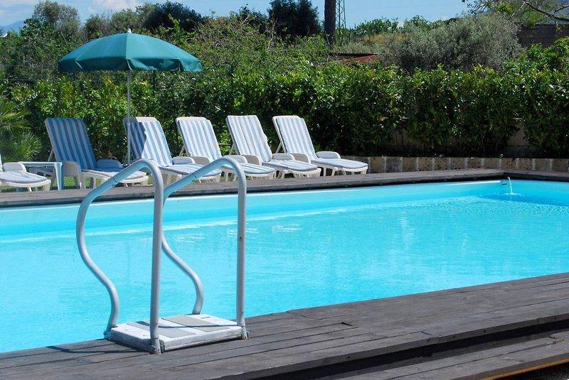 Hotel Europa Stabia in Castellammare di Stabia, Golf von Neapel WEL