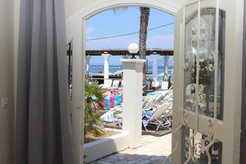 Paralia Studios in Kávos, Korfu W