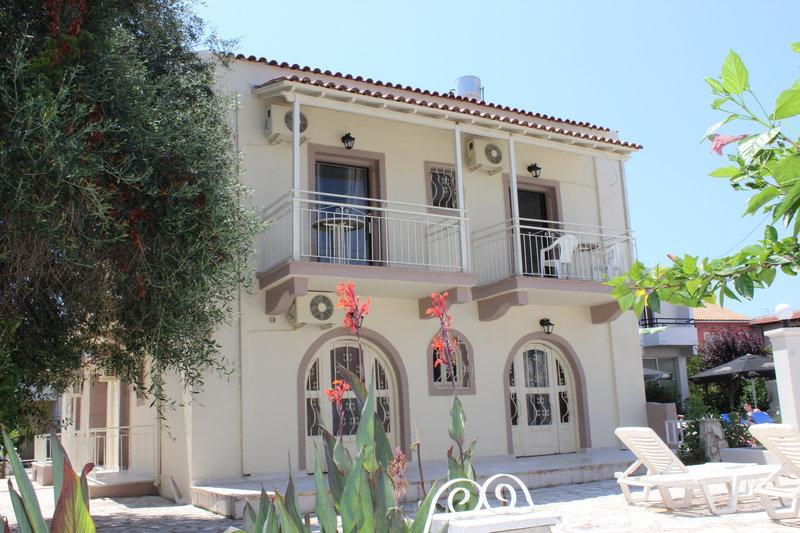Paralia Studios in Kávos, Korfu A
