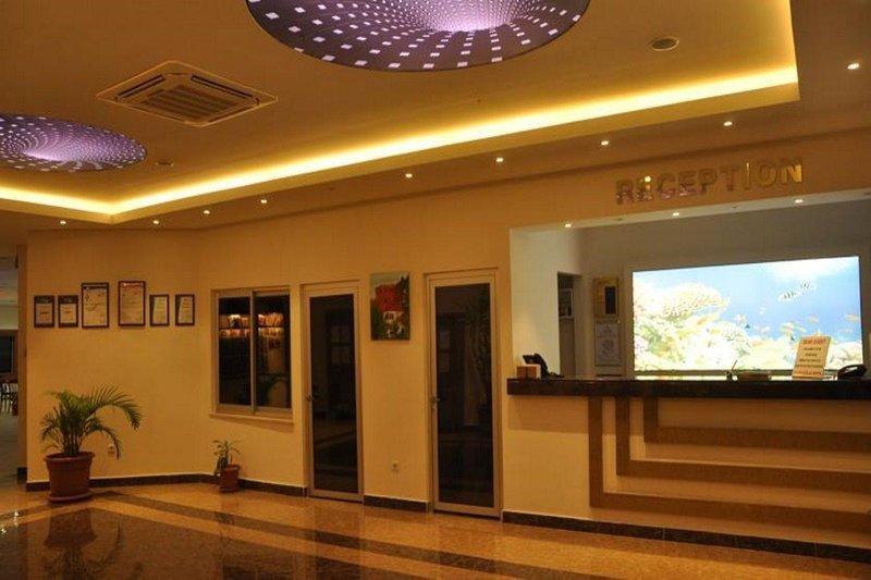 Grand Atilla Hotel in Alanya, Türkische Riviera L