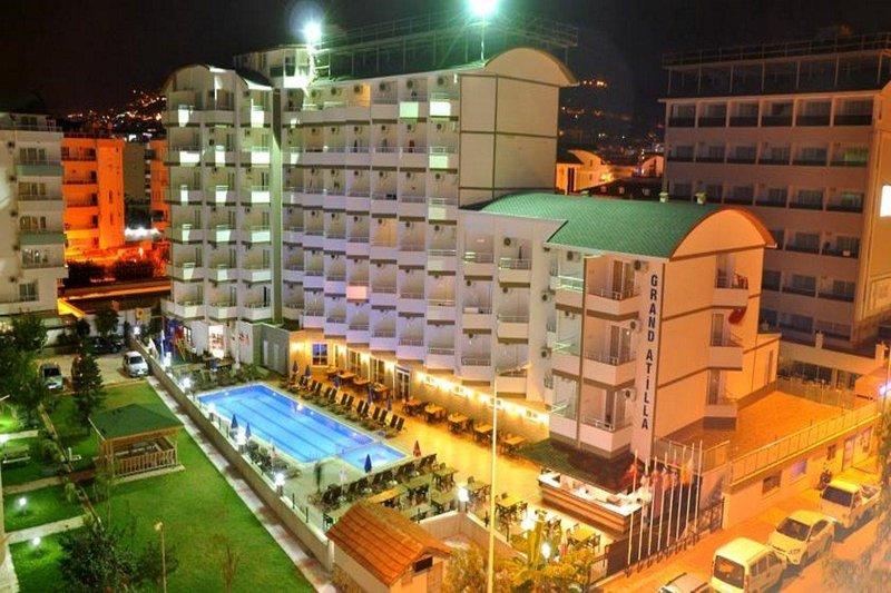 Grand Atilla Hotel in Alanya, Türkische Riviera MOD
