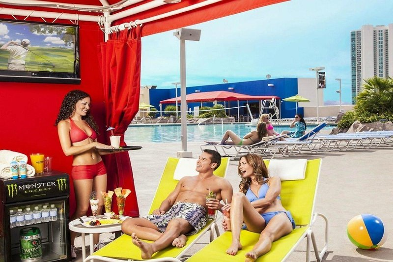 Stratosphere Casino, Hotel & Tower, Best Western Premier Collection in Las Vegas, Nevada TE