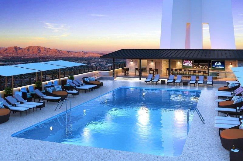 Stratosphere Casino, Hotel & Tower, Best Western Premier Collection in Las Vegas, Nevada P