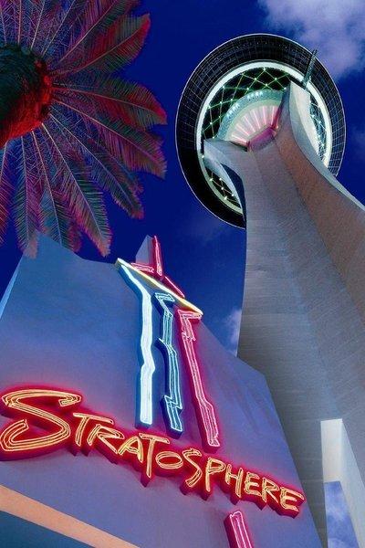 Stratosphere Casino, Hotel & Tower, Best Western Premier Collection in Las Vegas, Nevada F