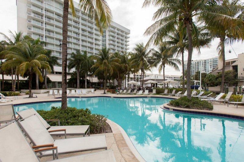 Hilton Fort Lauderdale Marina in Fort Lauderdale, Florida - Ostküste P