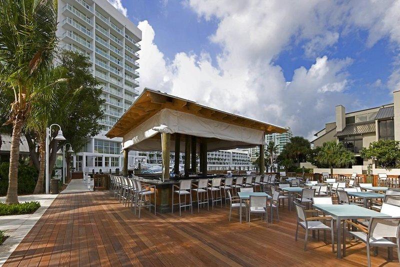 Hilton Fort Lauderdale Marina in Fort Lauderdale, Florida - Ostküste A