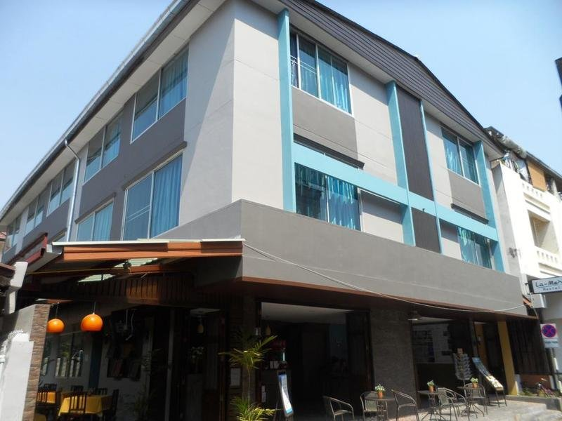 Lamer Hostel in Chiang Mai, Nord-Thailand A