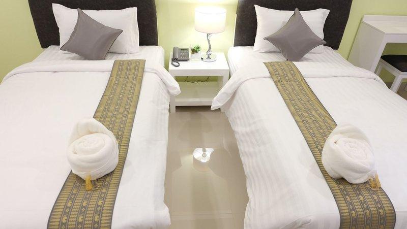 Airy Suvarnabhumi Hotel in Bangkok, Bangkok und Umgebung W