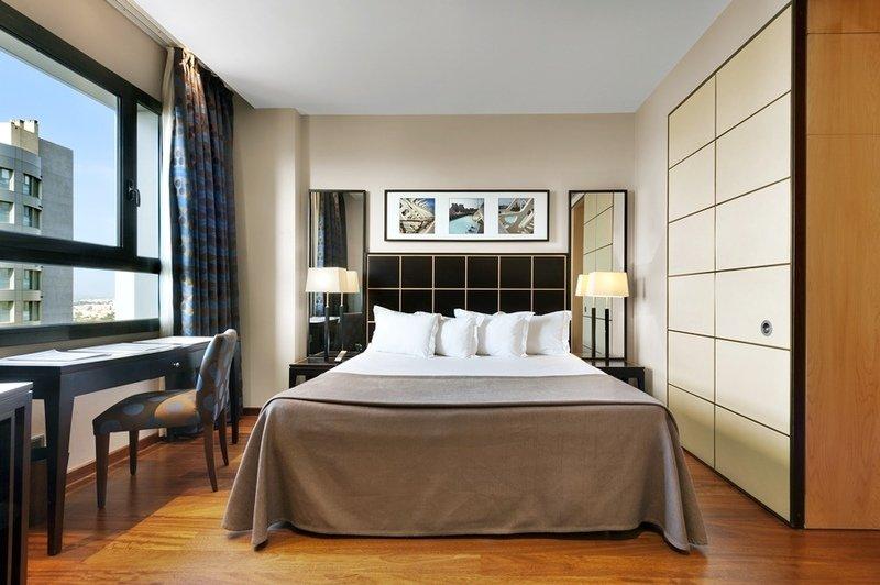 Hotel Eurostars Gran Valencia in Valencia, Valencia und Umgebung W