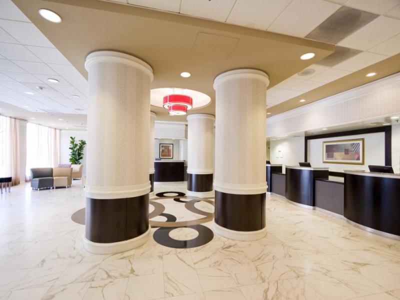 Holiday Inn Los Angeles International Airport (LAX) in Los Angeles, Kalifornien WEL