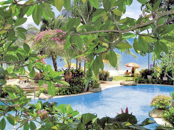 Rainbow Paradise Beach Resort in Tanjung Bungah, Malaysia - Pulau Penang P