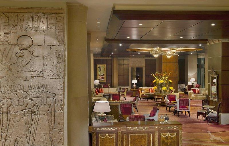 The Nile Ritz-Carlton, Cairo in Kairo, Kairo und Umgebung L