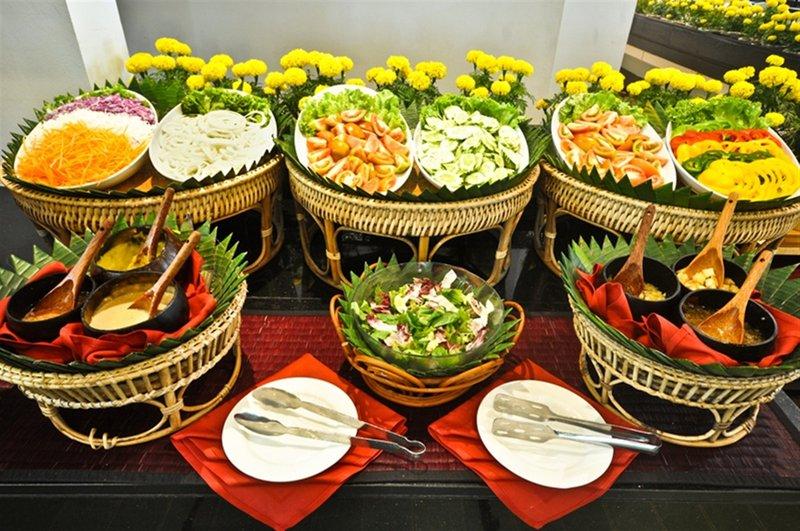 Tara Angkor Hotel in Siem Reap, Kambodscha R