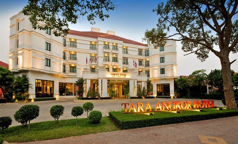 Tara Angkor Hotel in Siem Reap, Kambodscha A