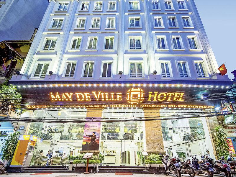 May de Ville Old Quarter in Hanoi, Vietnam A