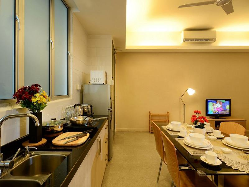 One-Stop Residence Hotel und Office in Kuala Lumpur, Malaysia - weitere Angebote