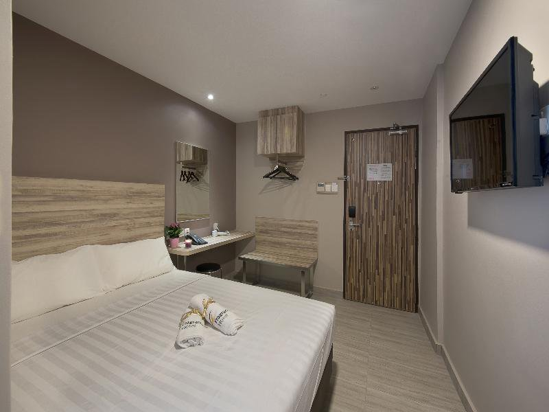Fragrance Hotel Crystal in Singapur, Singapur W