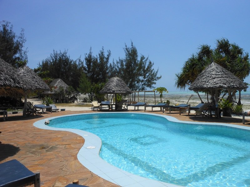 Mbuyuni Beach Village in Jambiani, Tansania - Insel Zanzibar P