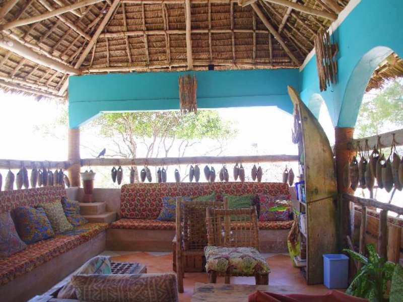 Mbuyuni Beach Village in Jambiani, Tansania - Insel Zanzibar L