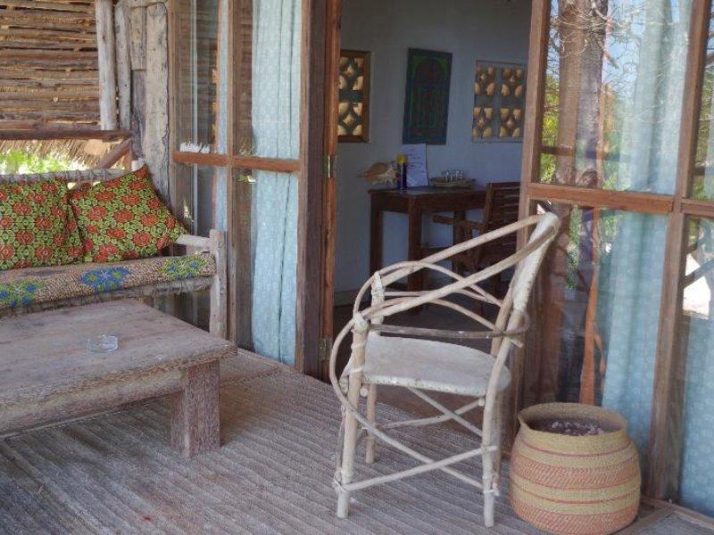 Mbuyuni Beach Village in Jambiani, Tansania - Insel Zanzibar WEL