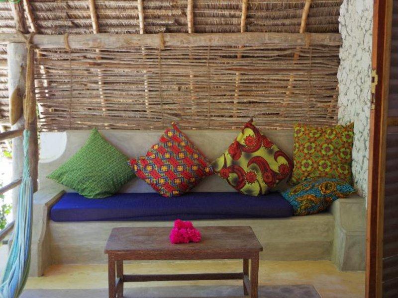 Mbuyuni Beach Village in Jambiani, Tansania - Insel Zanzibar PE