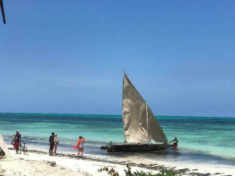 Mbuyuni Beach Village in Jambiani, Tansania - Insel Zanzibar S