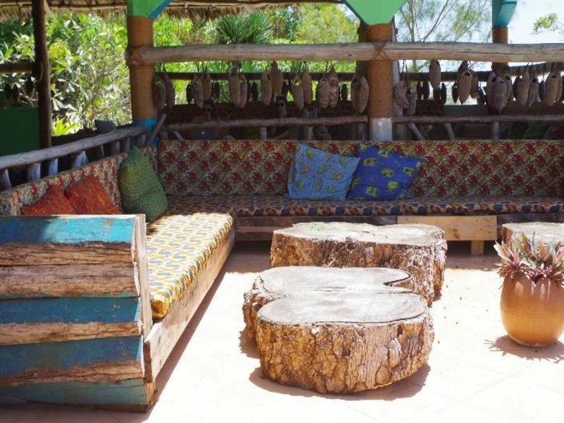 Mbuyuni Beach Village in Jambiani, Tansania - Insel Zanzibar TE