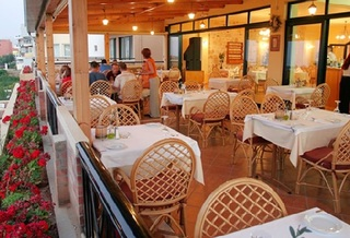 Hotel Asterias Village Resort Restaurant