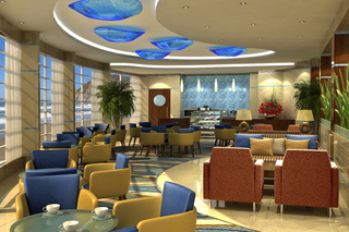 Hotel Oceanic Khorfakkan Resort & Spa Bar