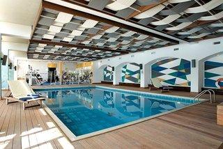 Hotel Corfu Holiday Palace Hallenbad