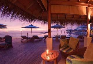 Hotel Anantara Veli Resort & Spa Terasse