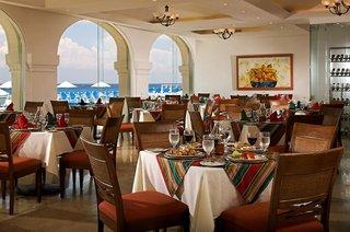 Hotel Cozumel Palace Frühstücksraum