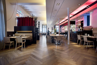 Hotel Hampshire Hotel - The Manor Amsterdam Bar
