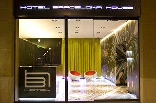 Hotel Barcelona House Außenaufnahme