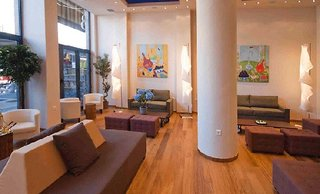 Hotel Athens Center Square Lounge/Empfang