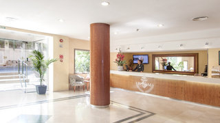 Hotel Catalonia Majorica Lounge/Empfang