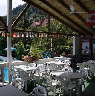 Hotel Andromaches Terasse