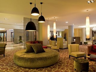 Hotel Crowne Plaza Berlin City Centre Lounge/Empfang