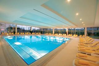 Hotel Miracle Resort Hallenbad