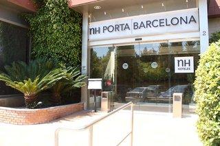 Hotel NH Porta de Barcelona Außenaufnahme