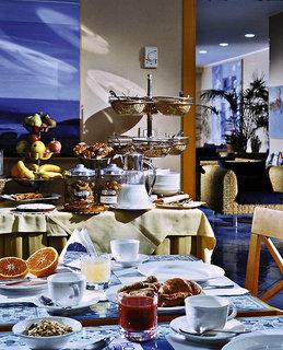 Hotel Best Western Mediterraneo Catania Frühstücksraum