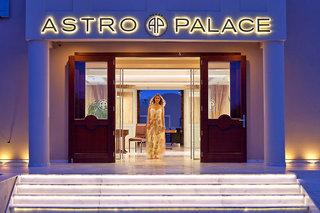Hotel Astro Palace Hotel & Suites Außenaufnahme