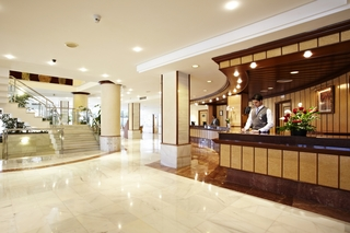 Hotel Grupotel Taurus Park Lounge/Empfang