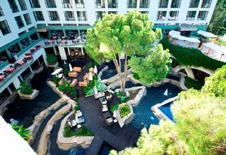 Hotel Limak Atlantis Hotel & Resort Terasse