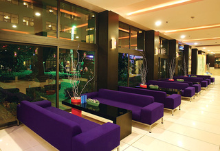 Hotel Limak Atlantis Hotel & Resort Lounge/Empfang